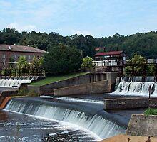Autauga Creek Mill by rosaliemcm