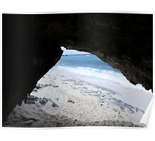 Cave. Poster