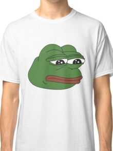 Pepe The Frog Classic T-Shirt