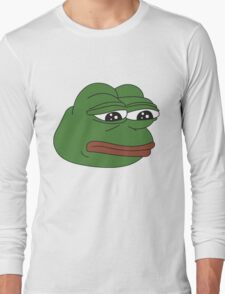 Pepe The Frog Long Sleeve T-Shirt