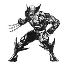 Wolverine 3 by borines