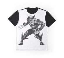 Wolverine 3 Graphic T-Shirt