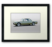 1949 Ford 'Mildly Wild Kustom' Coupe Framed Print