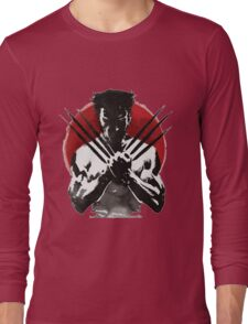 The Wolverine 2 Long Sleeve T-Shirt