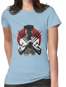 The Wolverine 2 Womens Fitted T-Shirt