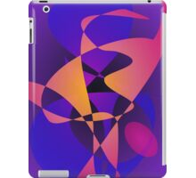 Purple Furnace iPad Case/Skin