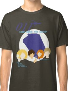 Code Name: The Doctor V.1 Classic T-Shirt