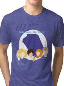 Code Name: The Doctor V.1 Tri-blend T-Shirt