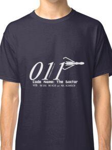 011 White Classic T-Shirt