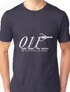 011 White Unisex T-Shirt