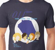 Code Name: The Doctor V.2 Unisex T-Shirt