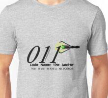 011 Black Unisex T-Shirt