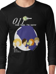 Code Name: The Doctor V.3 Long Sleeve T-Shirt