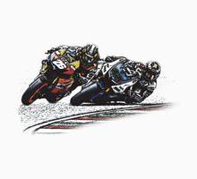Dany & Lorenzo MOTO GP 2012 by artguy24