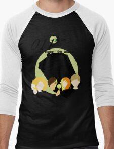Code Name: The Doctor Green Men's Baseball ¾ T-Shirt
