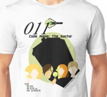 Code Name: The Doctor Green Unisex T-Shirt