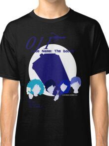 Code Name: The Doctor BlueTone Classic T-Shirt