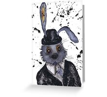 JIMMY Greeting Card