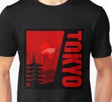Tokyo Comic Style Unisex T-Shirt
