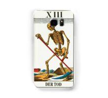 Tarot Card - Death Samsung Galaxy Case/Skin