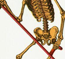 Tarot Card - Death Sticker