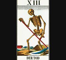 Tarot Card - Death Unisex T-Shirt