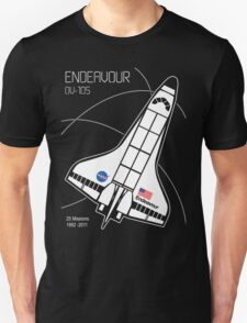 Space Shuttle Endeavour T-Shirt