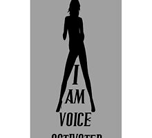 (✿◠‿◠) I AM VOICE ACTIVATED IPHONE CASE (✿◠‿◠) by ╰⊰✿ℒᵒᶹᵉ Bonita✿⊱╮ Lalonde✿⊱╮