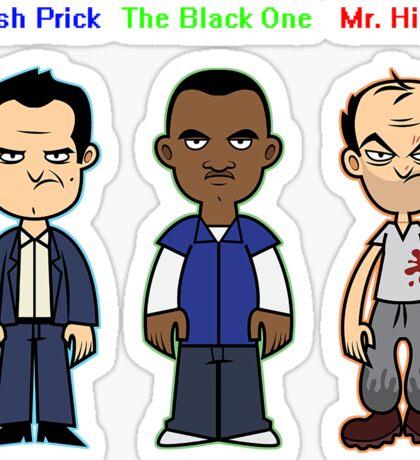 GTA 5 Characters Sticker