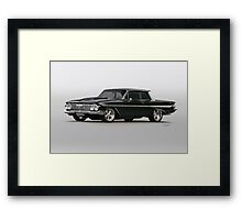 1961 Chevrolet Bel Air Coupe Framed Print