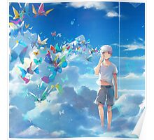 Tokyo Ghoul - Butterfly Poster