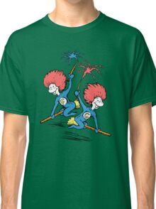 Thing Fred and Thing George Classic T-Shirt