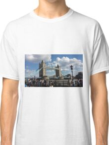 The Peaceful Tower Bridge Classic T-Shirt