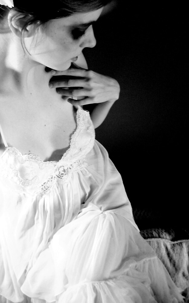 I Am Half Sick Of Shadows by lilynoelle