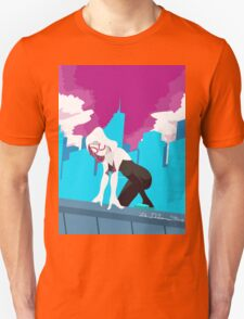 Gwen Stacy Spider Women Unisex T-Shirt