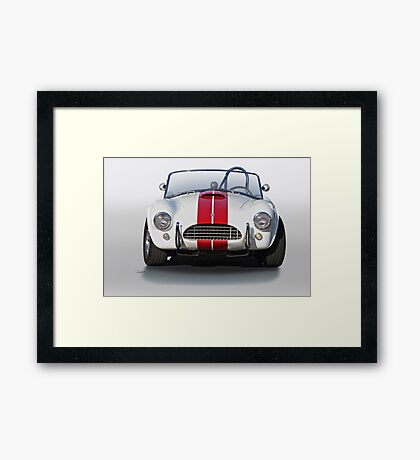 1964 AC Cobra Mark 1 289 Roadster Framed Print