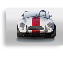 1964 AC Cobra Mark 1 289 Roadster Canvas Print