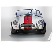 1964 AC Cobra Mark 1 289 Roadster Poster