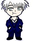 Chibi Jack Frost (Snowflake Triplet) by FoxfireDesigns