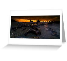 Seal Point Panoramic Greeting Card