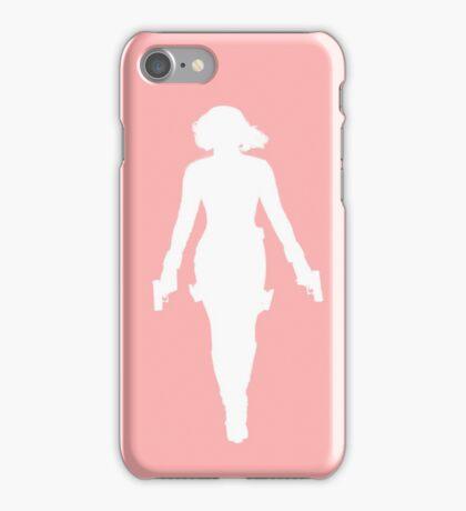 B.W iPhone Case/Skin