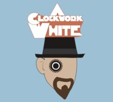 A Clockwork White by rubynibur