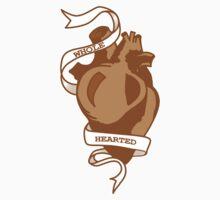 Whole Hearted Sepia by Joel Baty