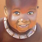 Himba by ReniART