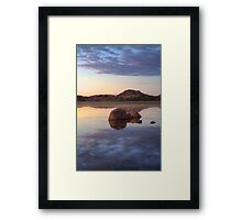 Out Front Framed Print