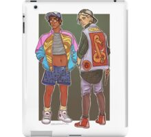 90s drarry iPad Case/Skin