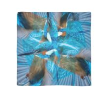 Designs Inspired By Nature: Kingfisher Flight Scarf