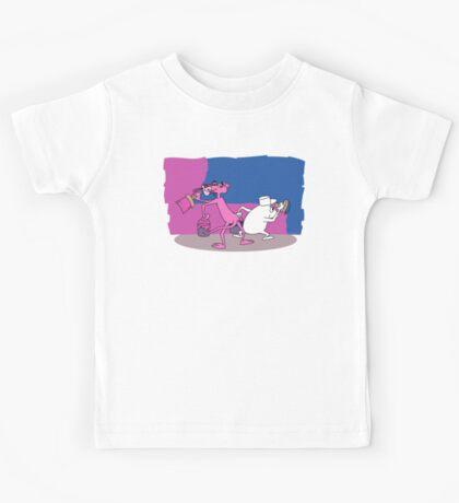 Pink vs. Blue Kids Tee