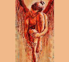 Fallen Angel by Beata Belanszky Demko