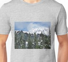 Paradise Inn at Mt. Rainier October 2014 Unisex T-Shirt